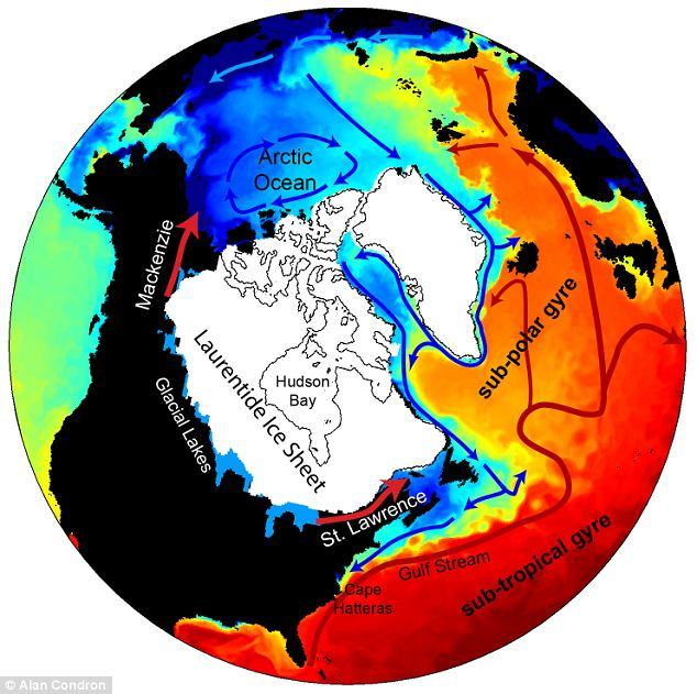 Evenimentul dramatic de acum 13.000 de ani, care a dus la inceperea Marelui Inghet, se poate repeta