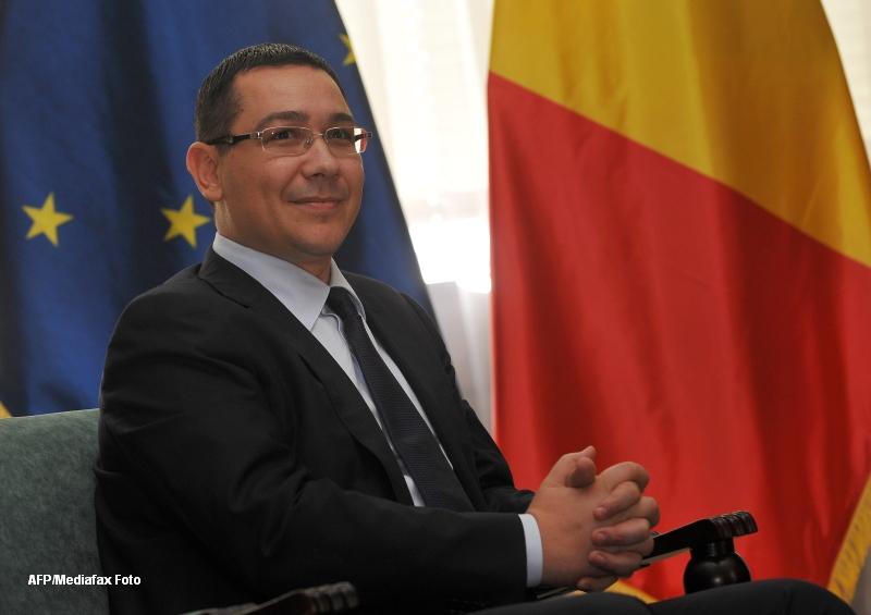 Ponta: Cei de la PDL se comporta ca Hitler in buncar, in 1945