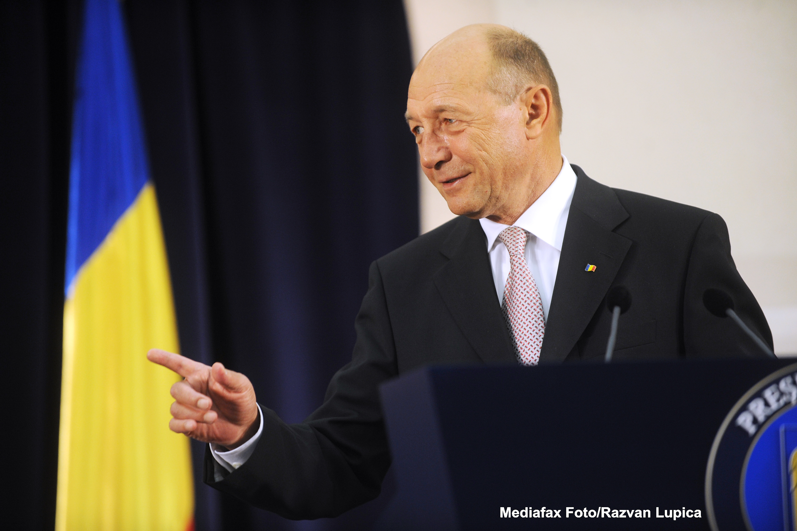 Au demisionat din ministere, dar nu au fost inlocuiti. Traian Basescu: