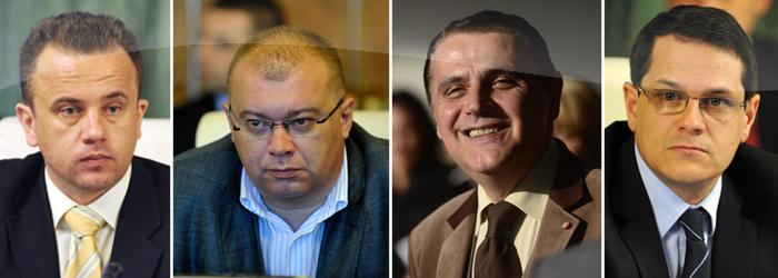 Secretarul general-adjunct al Guvernului, doi ministri, plus Liviu Pop: acuzati de INCOMPATIBILITATE