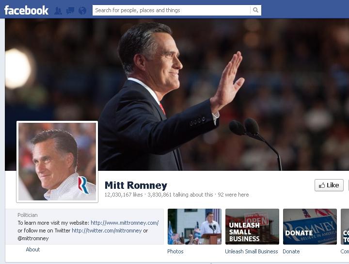 Mitt Romney isi pierde