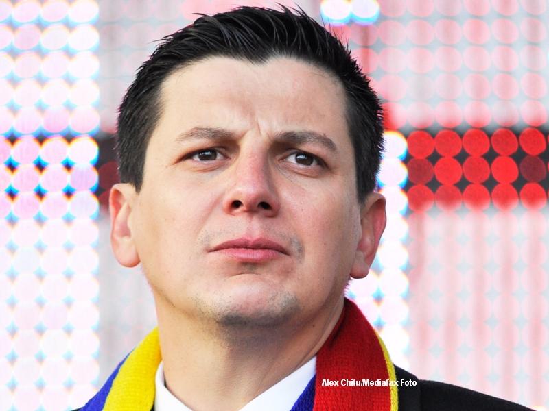Fostul deputat Alin Trasculescu, condamnat la sapte de ani de inchisoare pentru coruptie. Decizia nu e definitiva