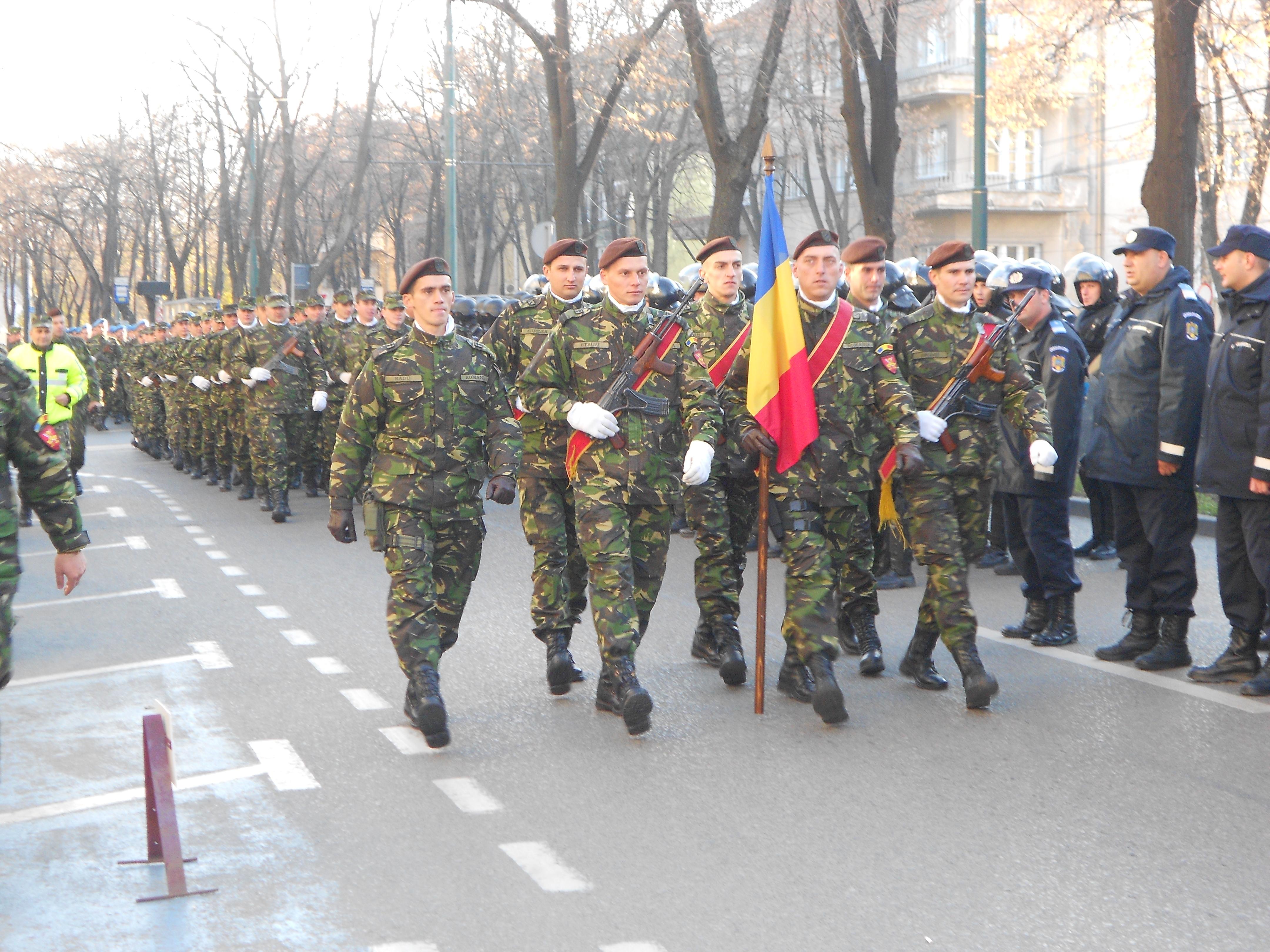 Ziua Nationala a Romaniei, sarbatorita cu parade, concerte si focuri de artificii. Programul COMPLET