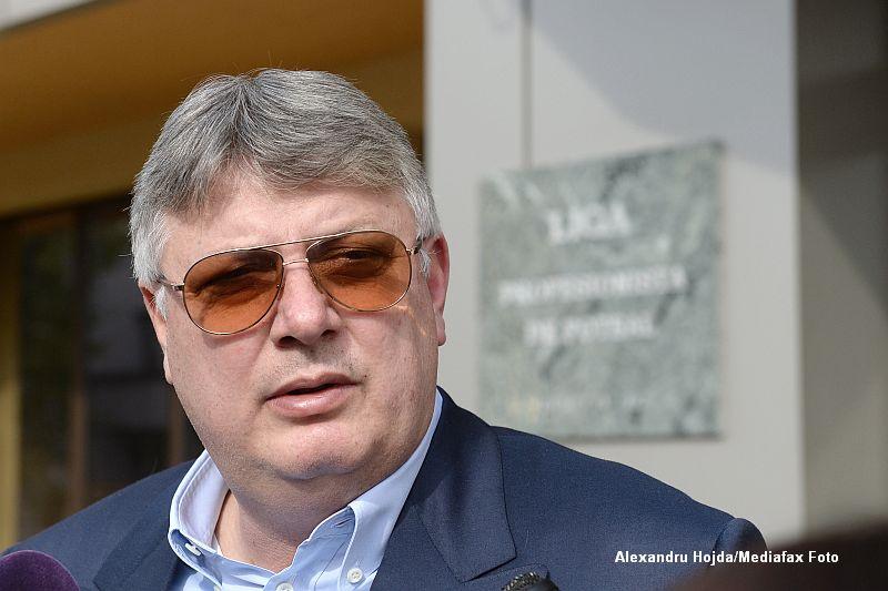 Gino Iorgulescu a fost reales preşedinte al LPF