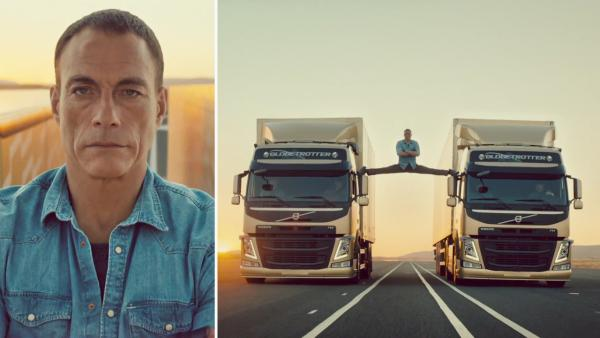 Cele mai tari cinci parodii la reclama Volvo cu Jean Claude Van Damme. VIDEO