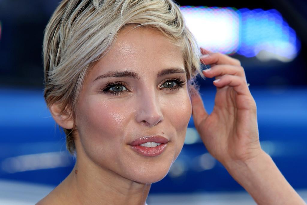 Actrita spaniola de origine romana Elsa Pataky este din nou insarcinata