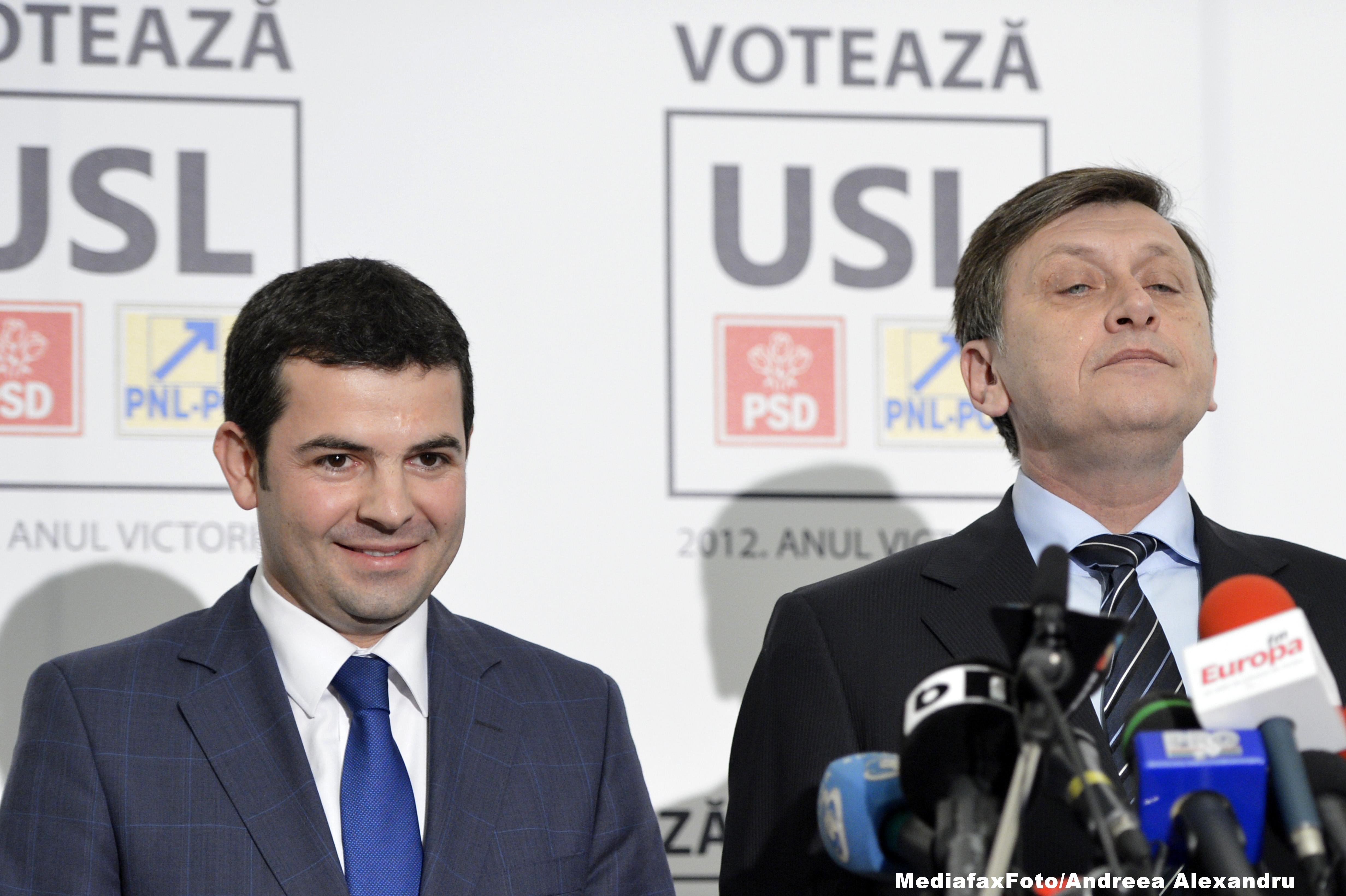 Crin Antonescu: Te rade lumea. Cum sa te impaci cu Daniel Constantin? Nu e cazul