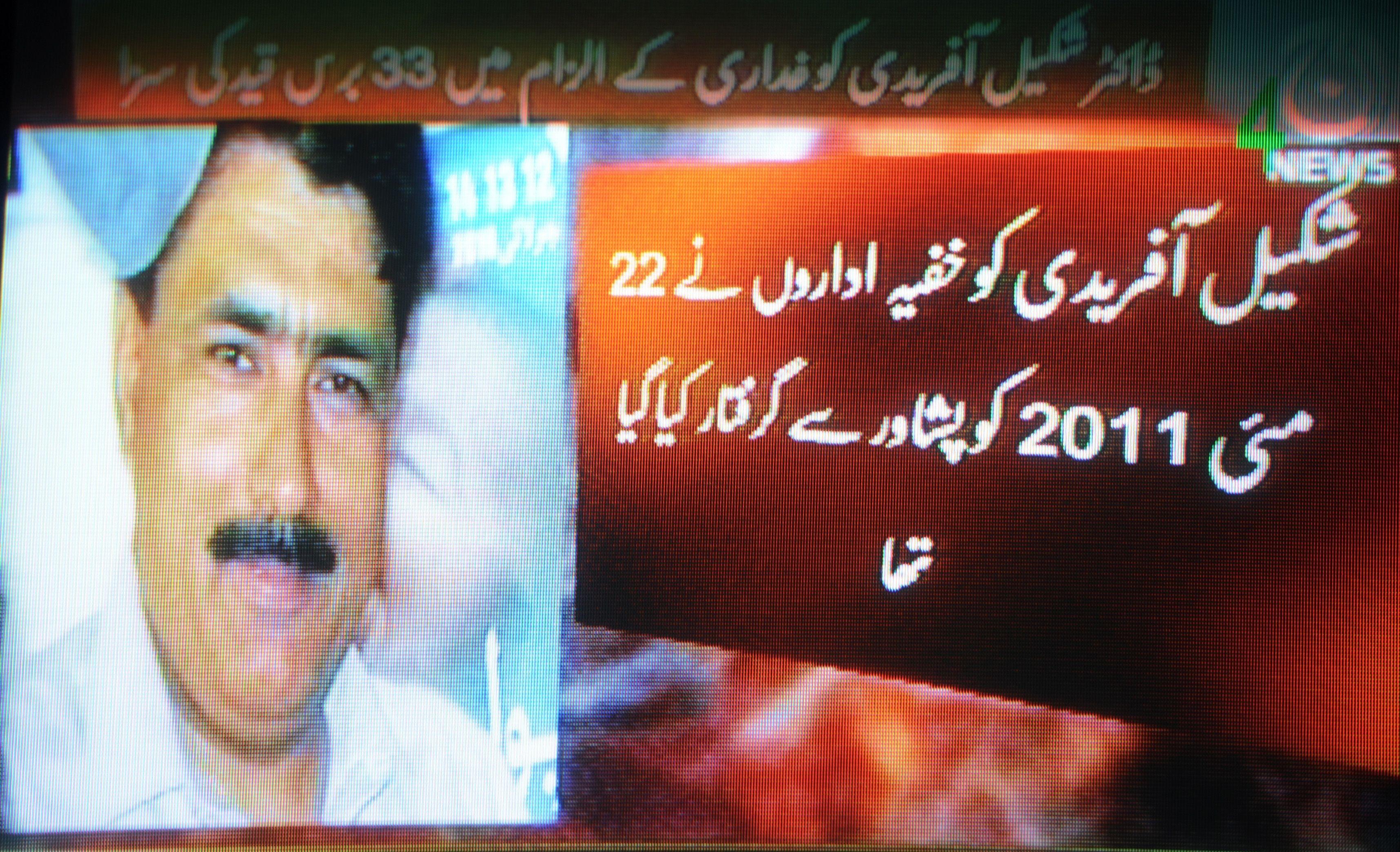 Medicul pakistanez care a ajutat CIA sa il gaseasca pe Osama ben Laden a fost inculpat pentru crima