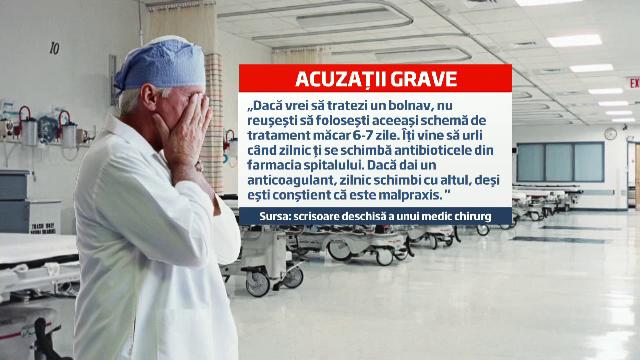 Situatia dezastruoasa din Spitalul Judetean Ploiesti. Prin ce trec pacientii care se interneaza