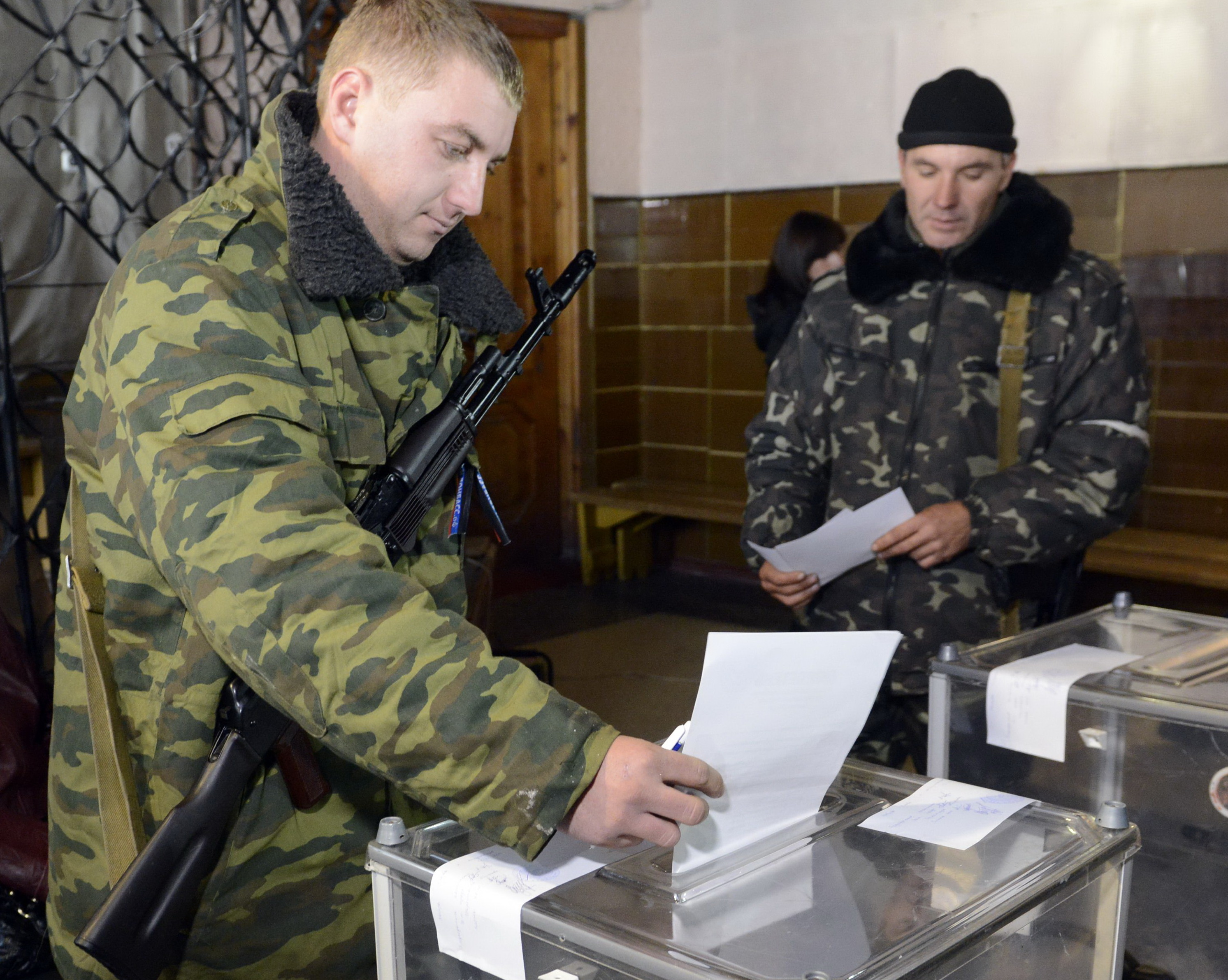 Separatistii din Donetk acuza Kievul de genocid: