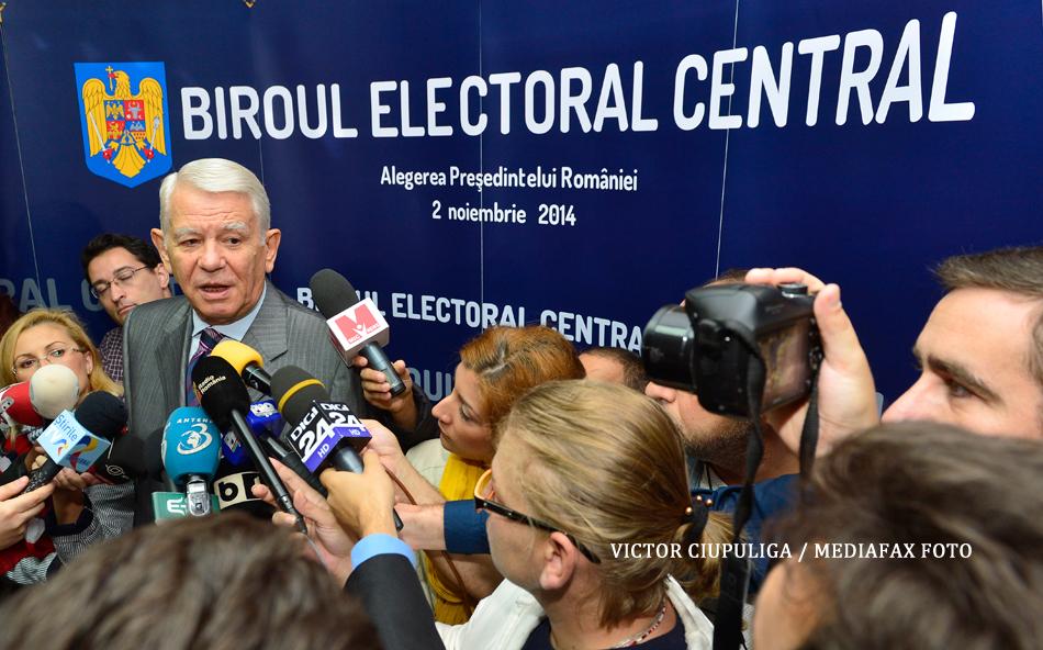 ALEGERI PREZIDENTIALE 2014. Cei 6 candidati care au obtinut MAI PUTINE voturi decat semnaturi de sustinere