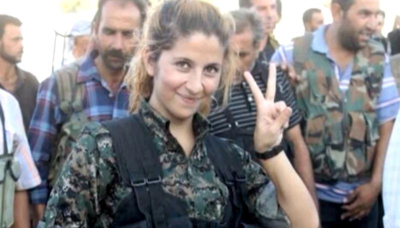 Ingerul din Kobane: Cum a ajuns o luptatoare kurda sa devina un simbol al luptei impotriva Statului Islamic