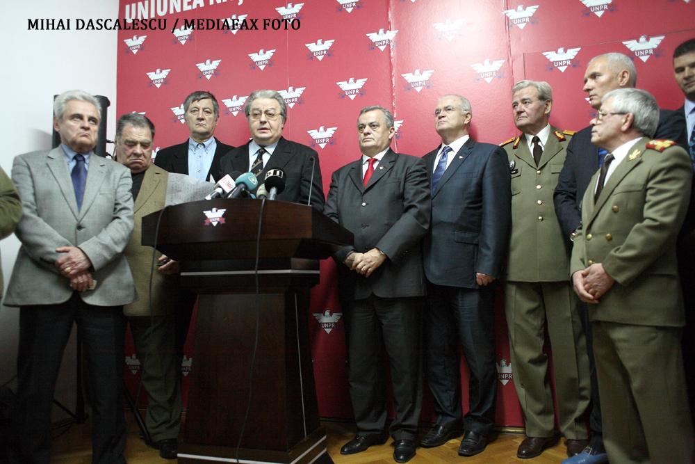 Vadim il sustine pe Victor Ponta in turul II prin intermediul UNPR. Cu doua zile inainte il acuza de