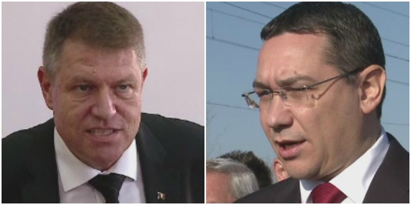 Ponta si Iohannis au trecut la atacuri tot mai dure inainte de turul II. Echipele lor de campanie fac ultimele pregatiri