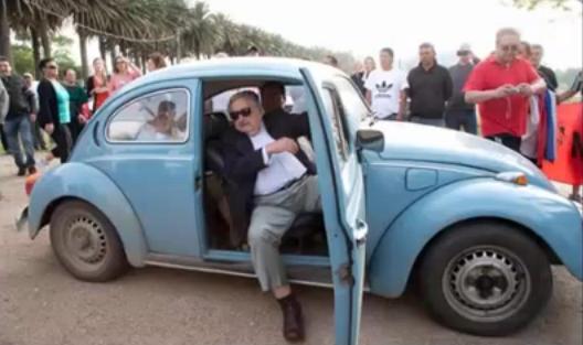 Jose Mujica,