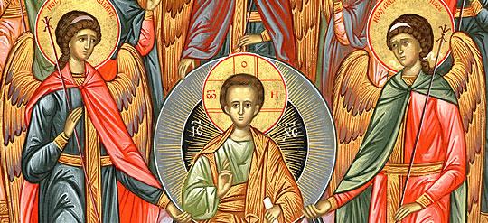 Sfinții Arhangheli Mihail și Gavril. Tradiții și obiceiuri la români în această zi