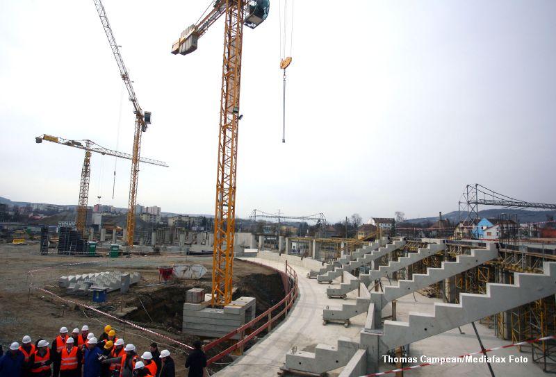Guvernul sesizeaza Parchetul pentru finantarea nelegala de Cabinetul Boc a stadionului Ion Moina