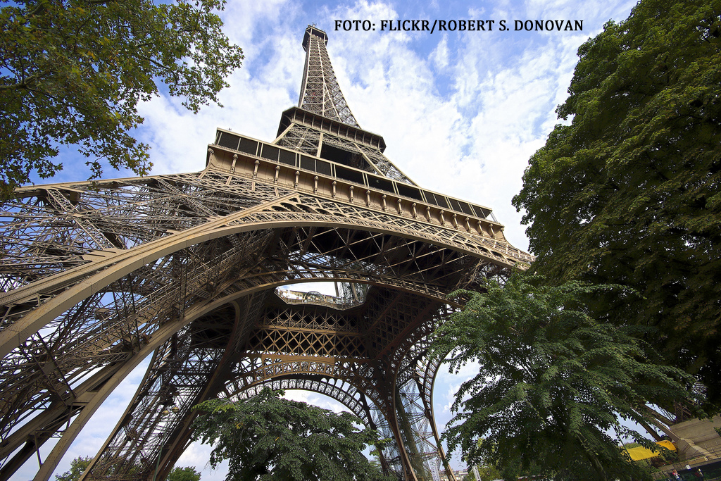 Turnul Eiffel, inchis de doua zile din cauza unei greve a angajatilor. Ce nemultumiri au