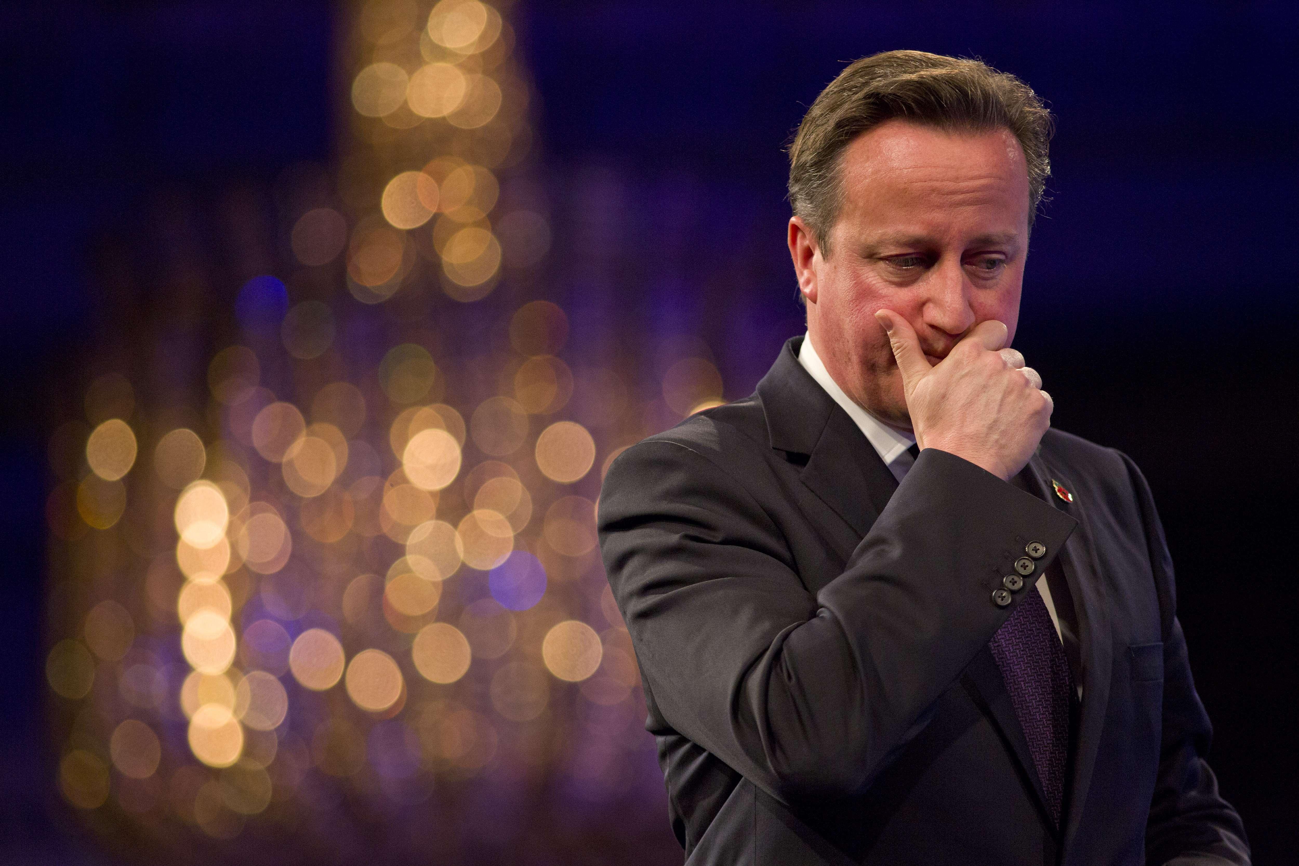 David Cameron: Marea Britanie NU trebuie sa ramana