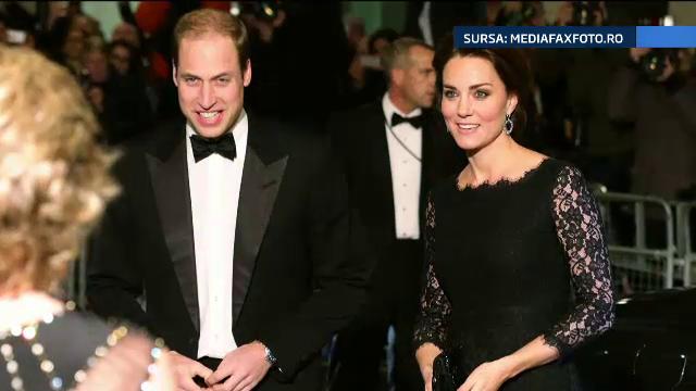 Printul William si ducesa de Cambridge au gazduit o gala pentru industria muzicala britanica. Cum a aparut Kate la eveniment