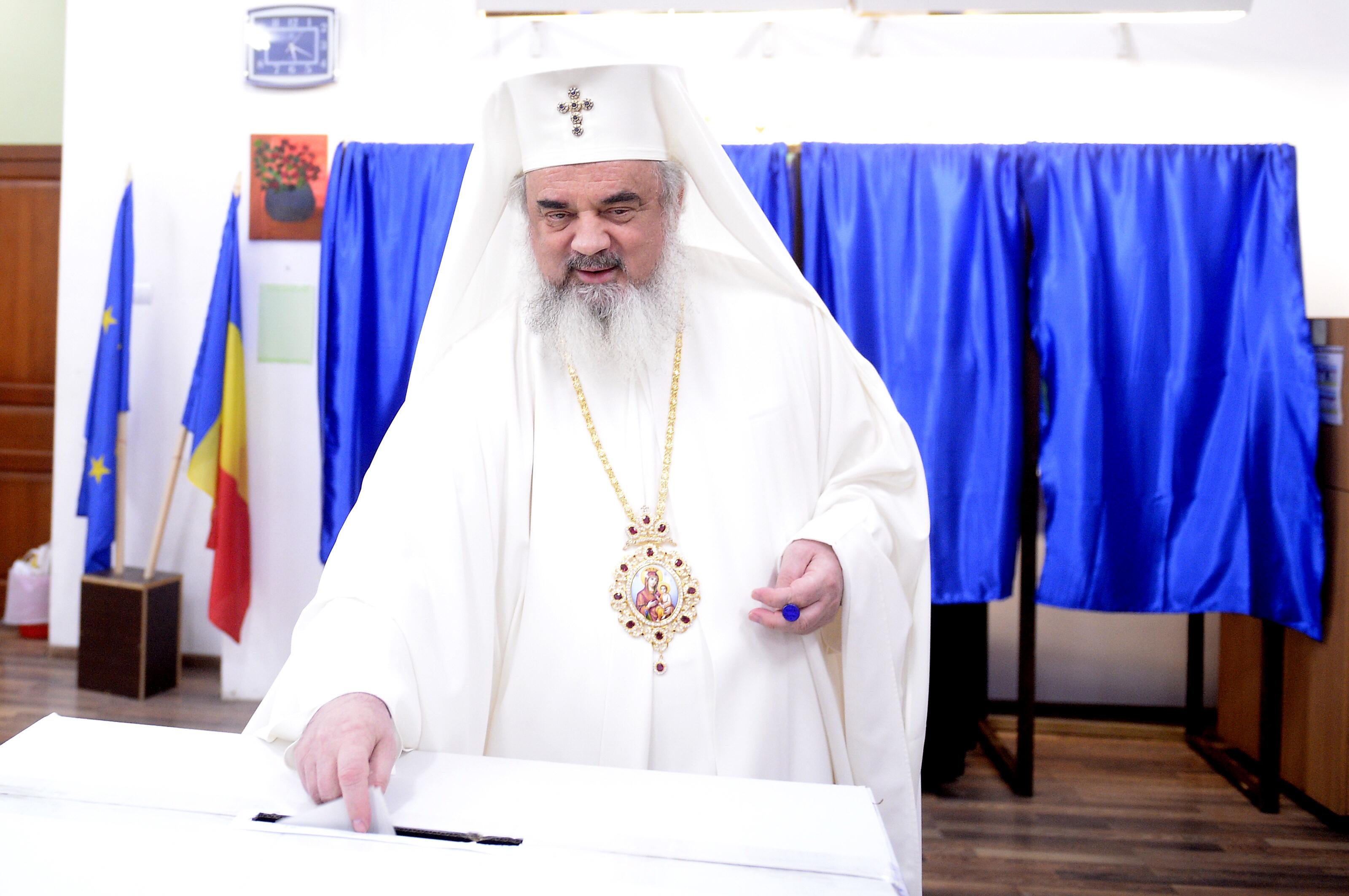 Patriarhul Daniel a vorbit despre regele Ferdinand si a spus ca