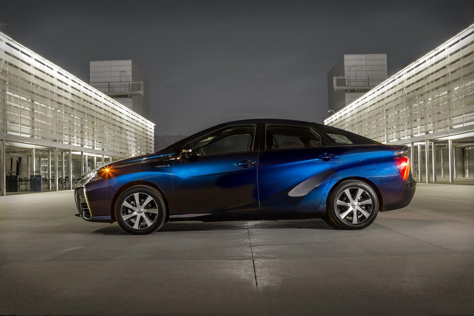 Adio, masini electrice! In 2015 apare