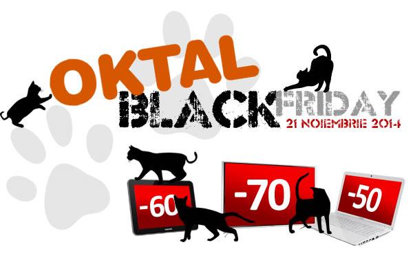 (P) Oktal.ro: Reduceri de pana la 60% de Black Friday si vanzari de 2 mil. de euro