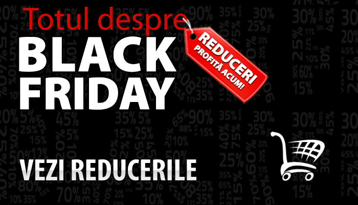 BLACK FRIDAY 2014: Ce poti sa cumperi cu 1 LEU de Black Friday