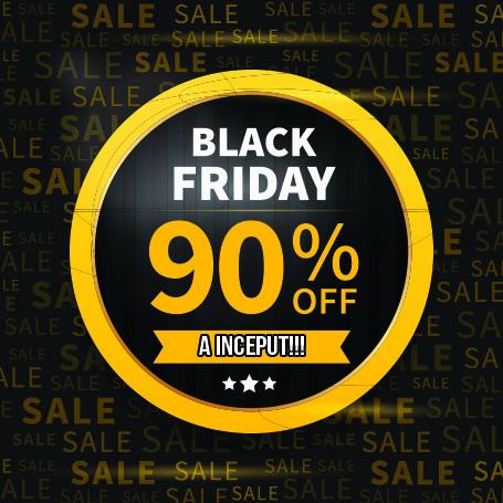 Black Friday 2014 OFERTE. Topul celor mai importante reduceri oferite de marile magazine din online-ul romanesc