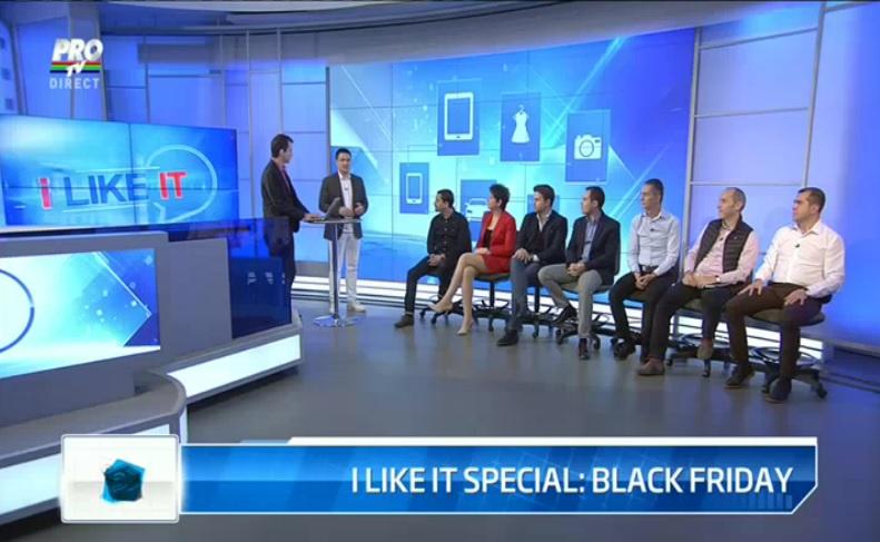 BLACK FRIDAY 2014. Marii jucatori de pe piata magazinelor online au anuntat la iLikeIT ce VANZARI record au avut