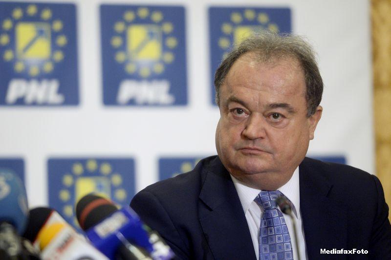 Vasile Blaga: Nu vom vota bugetul de stat pe 2015. Dupa 1 februarie, introducem motiune de cenzura