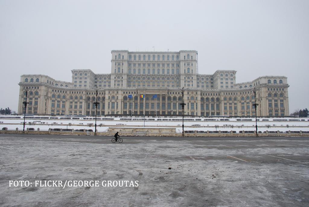 Casa Poporului ar fi putut arata cu totul altfel. Imagini cu proiectele REFUZATE de Nicolae Ceausescu