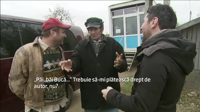 Mihai Bobonete si trupa lui, oamenii care au transformat hazul in profesie. Scene reale din Fierbinti cu adevaratul Celentano