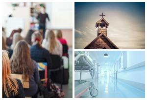 LISTA pericolelor publice care nu au autorizatii ISU. Mii de scoli, universitati, biserici sau spitale NU respecta legislatia