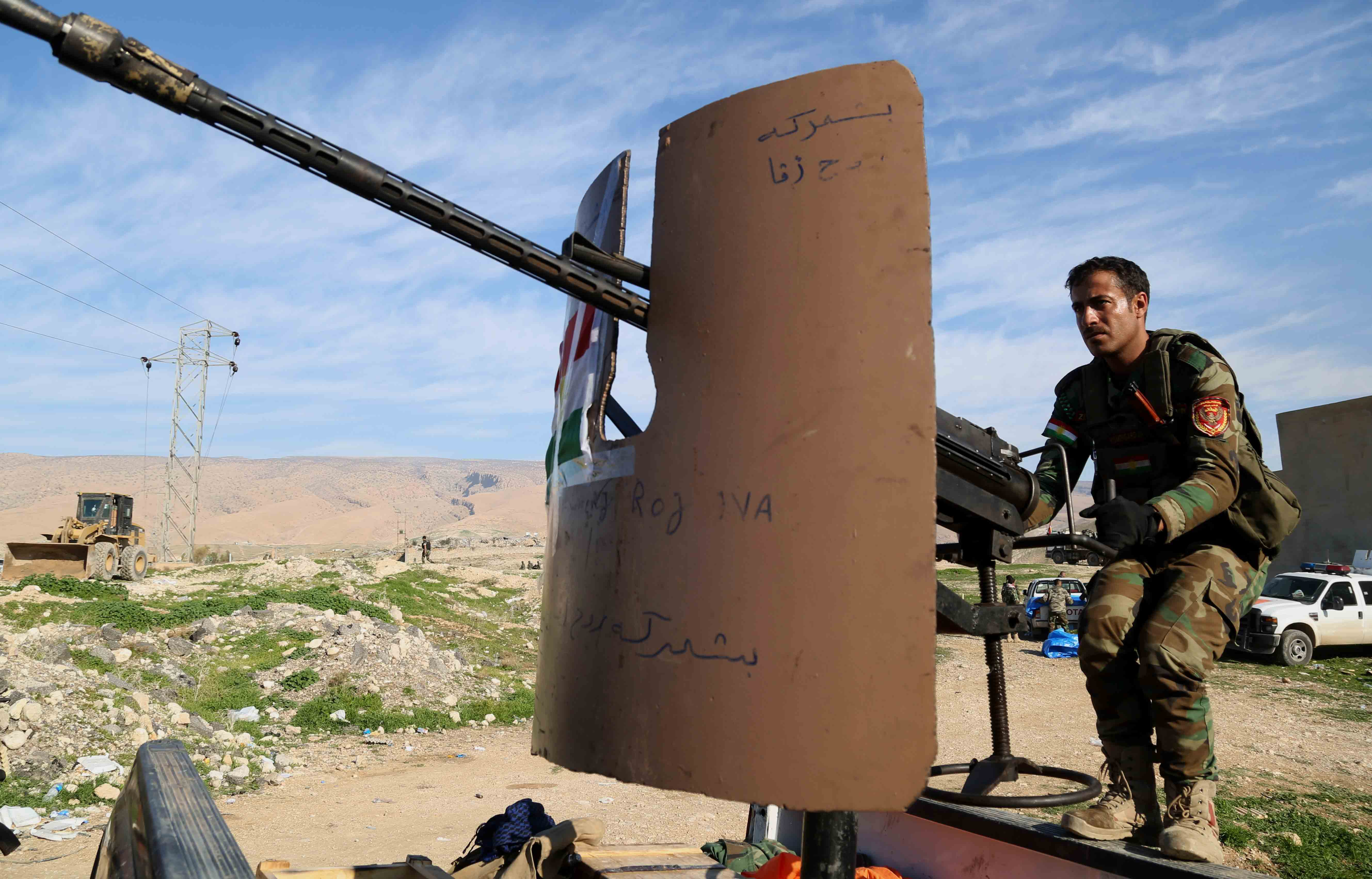 Zi decisiva pentru slabirea suprematiei Statului Islamic. Lovitura data in urma cu putin timp de luptatorii kurzi