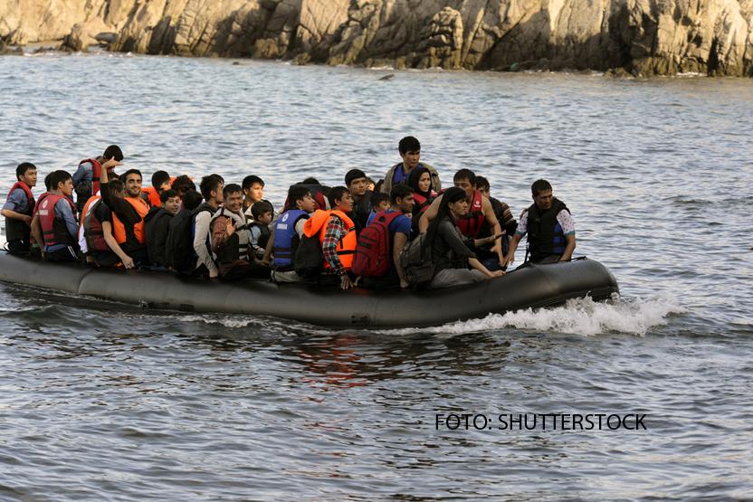 O refugiata ar fi fost decapitata in timpul naufragiului din Mediterana. Cel putin 700 de imigranti au murit