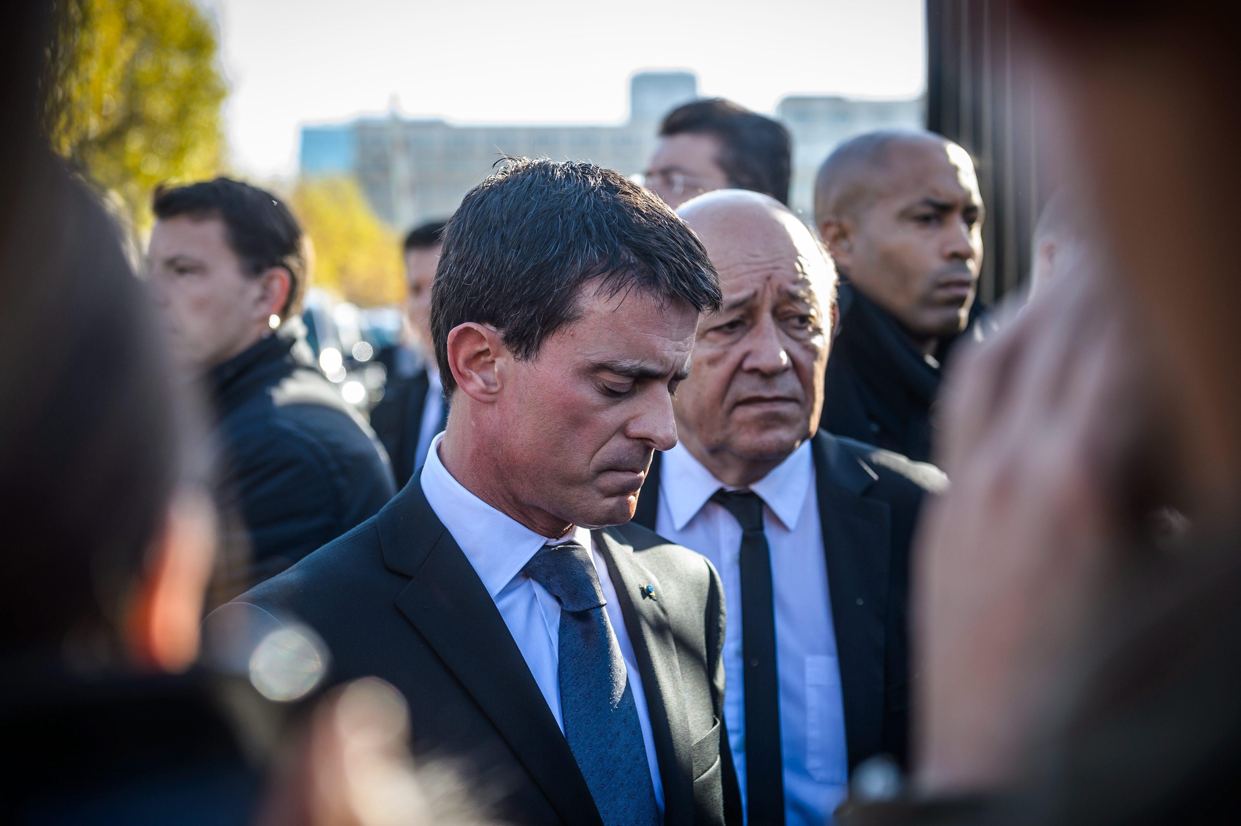 Terorismul ar putea lovi din nou Franta, dar si alte tari europene. Anuntul facut de premierul francez, Manuel Valls