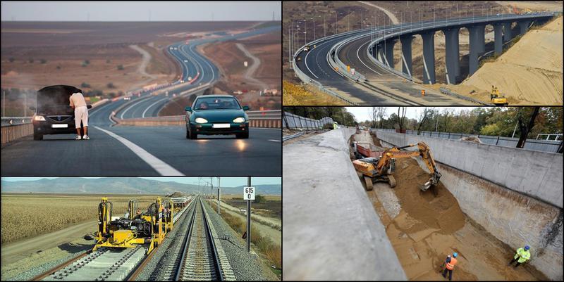 """Programul saracacios al Guvernului Ciolos pentru Transport si Infrastructura, """"amendat"""" de societatea civila"""