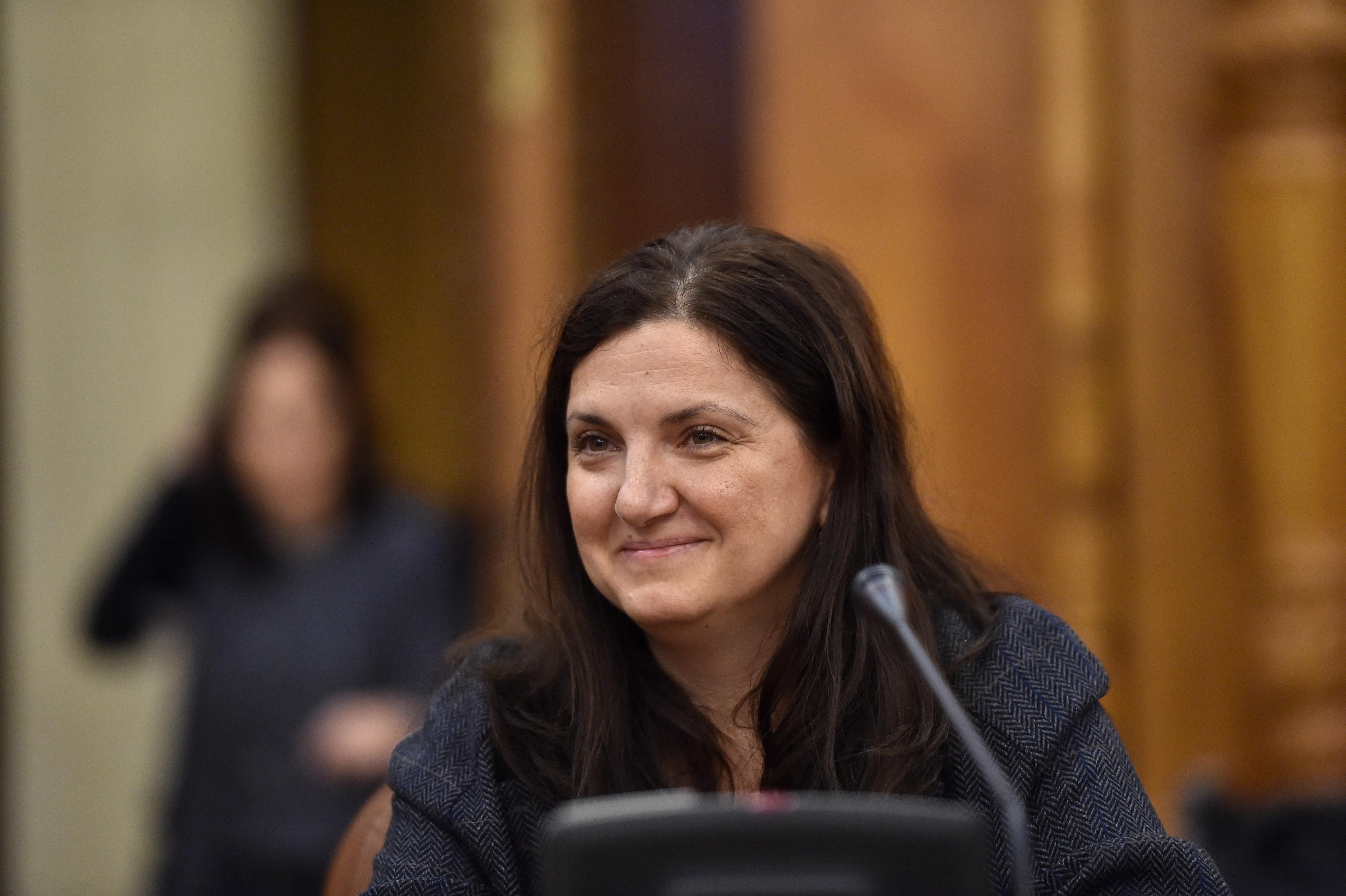 Raluca Pruna, propusa de Dacian Ciolos la Ministerul de Justitie, a primit avizul comisiilor de specialitate