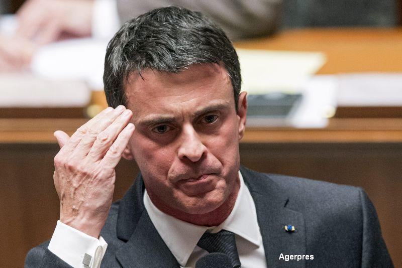 Premierul francez Manuel Valls a demisionat si si-a anuntat candidatura la alegerile prezidentiale. Ce arata sondajele
