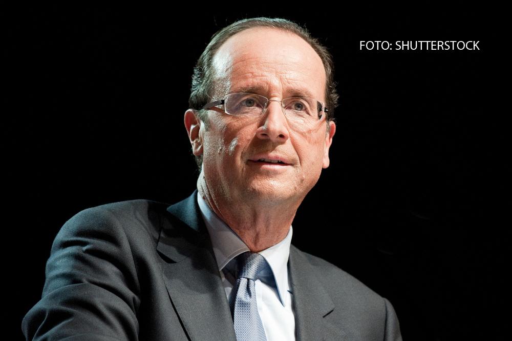 Francois Hollande, declaratii dupa atacurile din Paris.