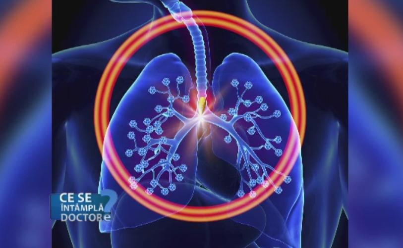 Poluarea casnica, una dintre cauzele aparitiei bolilor pulmonare cronice. Cum explica medicii legatura