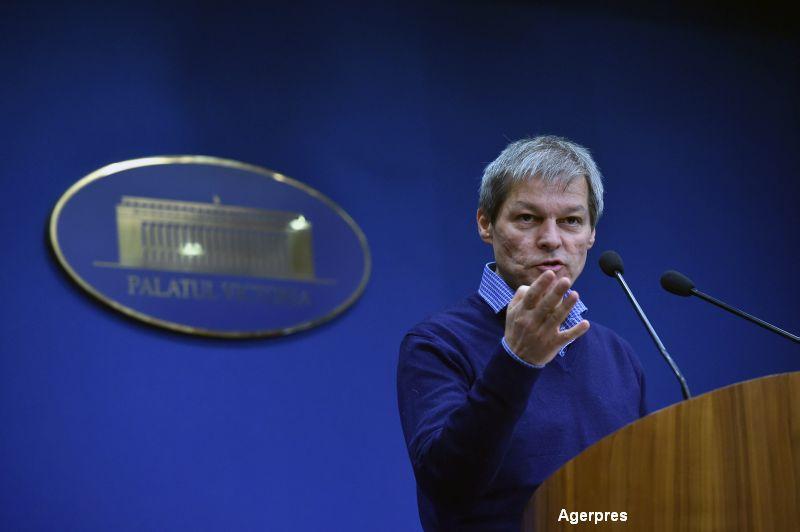 Comisiile de afaceri europene discuta astazi decizia lui Iohannis de a-l delega pe Ciolos la Consiliul European