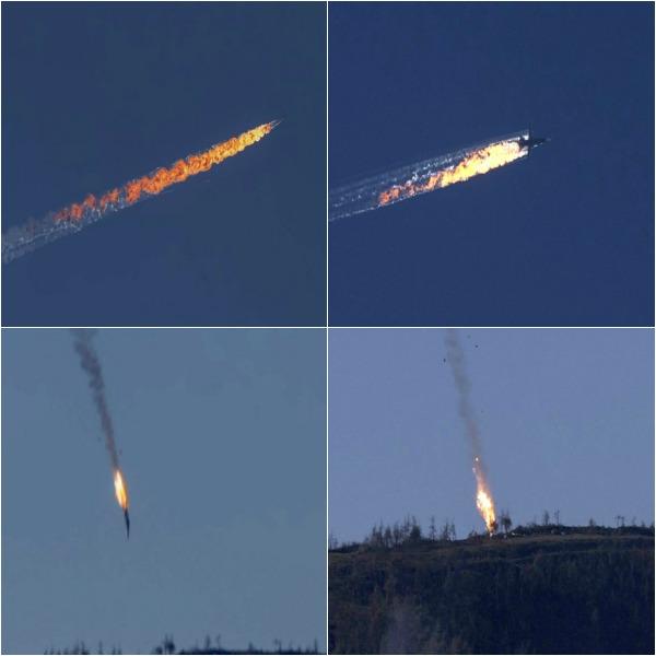Rusia nu poate demonstra ca bombardierul doborat de turci nu a incalcat spatiul aerian. Cutia neagra este avariata