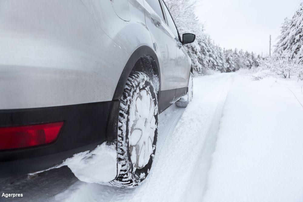 Montarea cauciucurilor de iarna are doua preturi, cu si fara bon. De ce nu e bine sa avem anvelope diferite