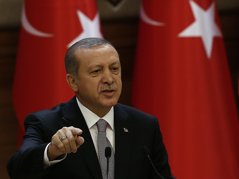 Erdogan, gata sa isi retraga toate angajamentele de a nu aplica pedeapsa cu moartea.