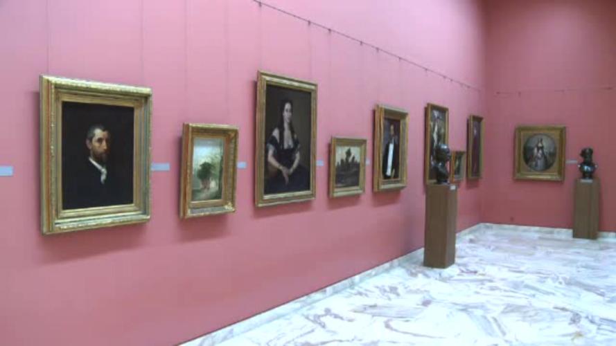Pericolul la care sunt expuse capodoperele din Muzeul National de Arta.
