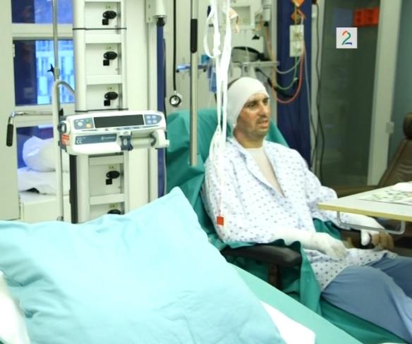 Marius Fratoaica, unul dintre tinerii raniti in clubul Colectiv, primul interviu acordat de pe un pat de spital din Norvegia