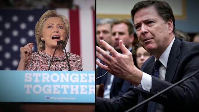 Directorul FBI, cercetat dupa ce s-a razgandit de 2 ori privind cazul e-mailurilor lui Hillary Clinton