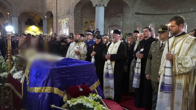 Arhiepiscopul Maramuresului si Satmarului, inmormantat in acelasi loc in care este ingropat parintele Nicolae Steinhardt